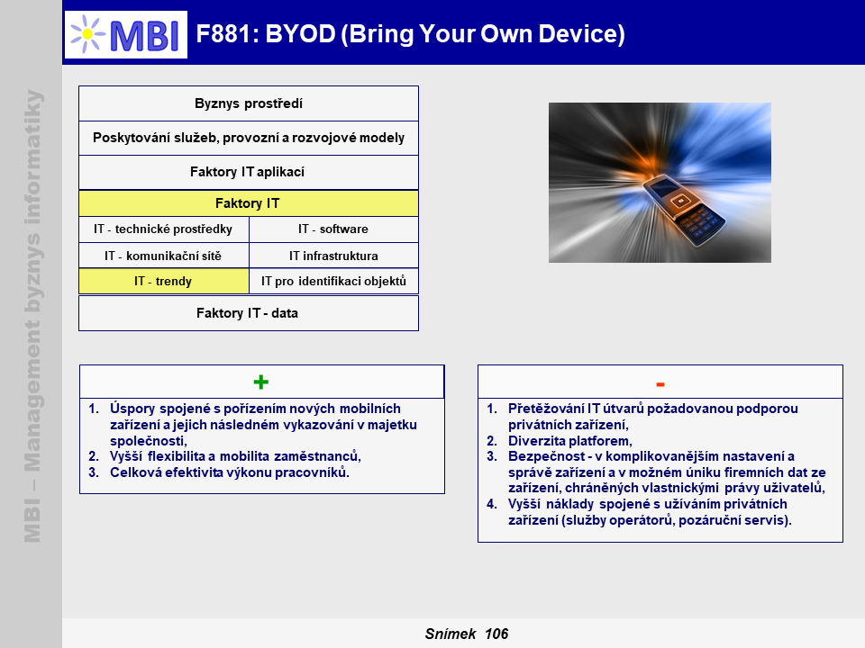 Bring-Your-Own-Device (BYOD)